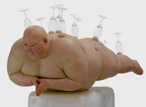 Mental Obesity, di Benjamin Chayes.