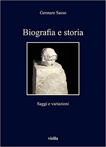 """Video con interventi di G. Cambiano, M. Ciliberto, L. Serianni, R. Antonelli sul libro """"Biografia e storia"""", di G. Sasso. Con una replica di G. Sasso"""